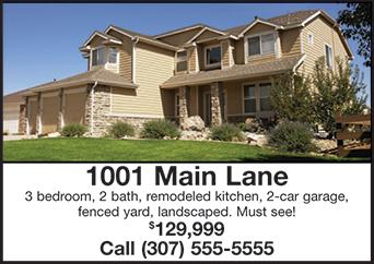 1001 Main Lane