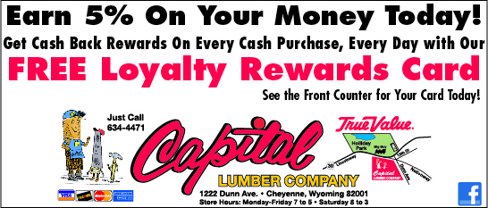 Capitallumber coupon