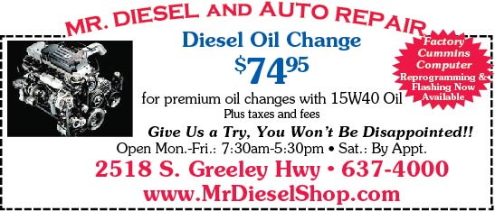 Mrdiesel coupon